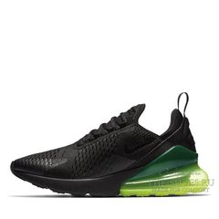 Кроссовки Nike Air Max 270 Black Green