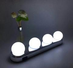 студийное освещение лампа на зеркало studio glow light