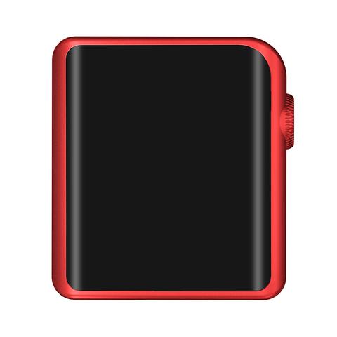 Shanling M0 red, портативный аудиоплеер