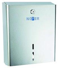 Диспенсер туалетной бумаги для общественных туалетов Nofer 05103.S фото
