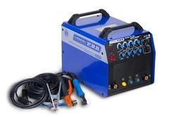 Аппарат аргонодуговой сварки AuroraPRO INTER TIG 200 AC/DC PULSE (TIG+MMA) MOSFET