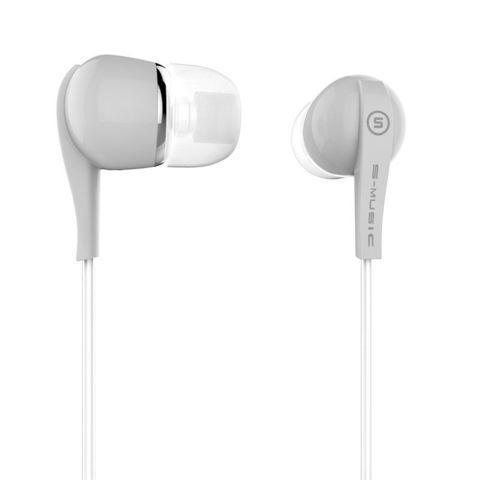 Наушники вакуумные S-Music Start CX-120 white