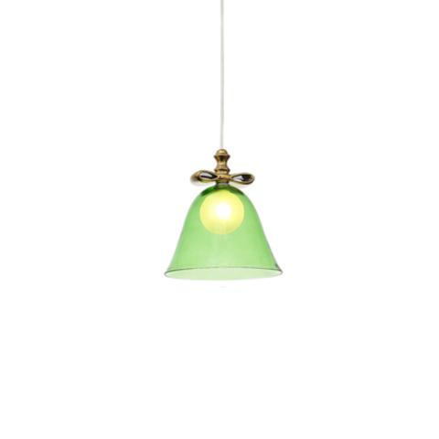 Подвесной светильник копия Bell by Moooi (зеленый)