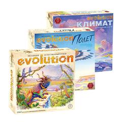 Эволюция. Естественный отбор + Эволюция. Полет + Эволюция. Климат