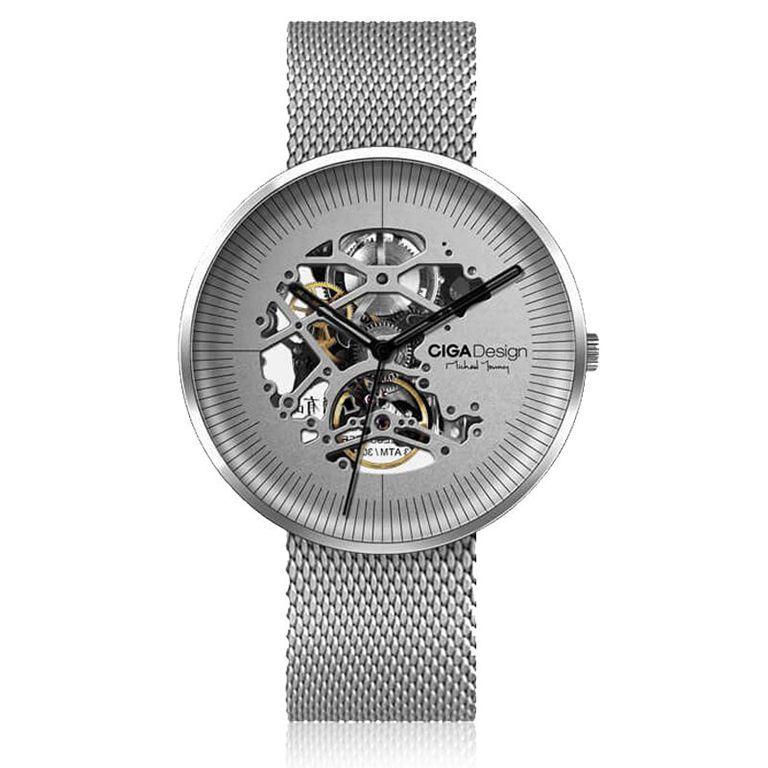 Механические часы Xiaomi CIGA Design Watch Jia MY Series (Silver)