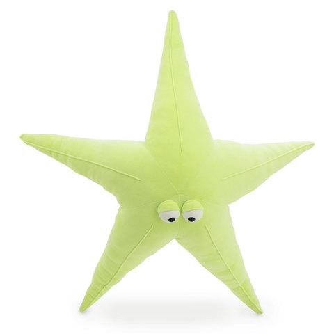 Мягкая игрушка Морская звезда зеленая (Orange Toys)