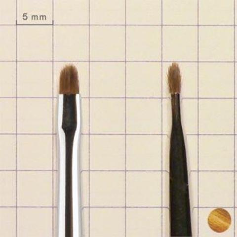 Кисть для теней маленькая №4 (101930004)