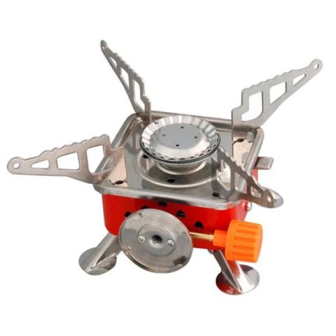 Газовая плита K-202 напольная с пьезоподжигом