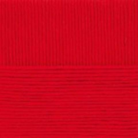 Купить Пряжа Пехорка Зимняя премьера Код цвета 006-Красный | Интернет-магазин пряжи «Пряха»