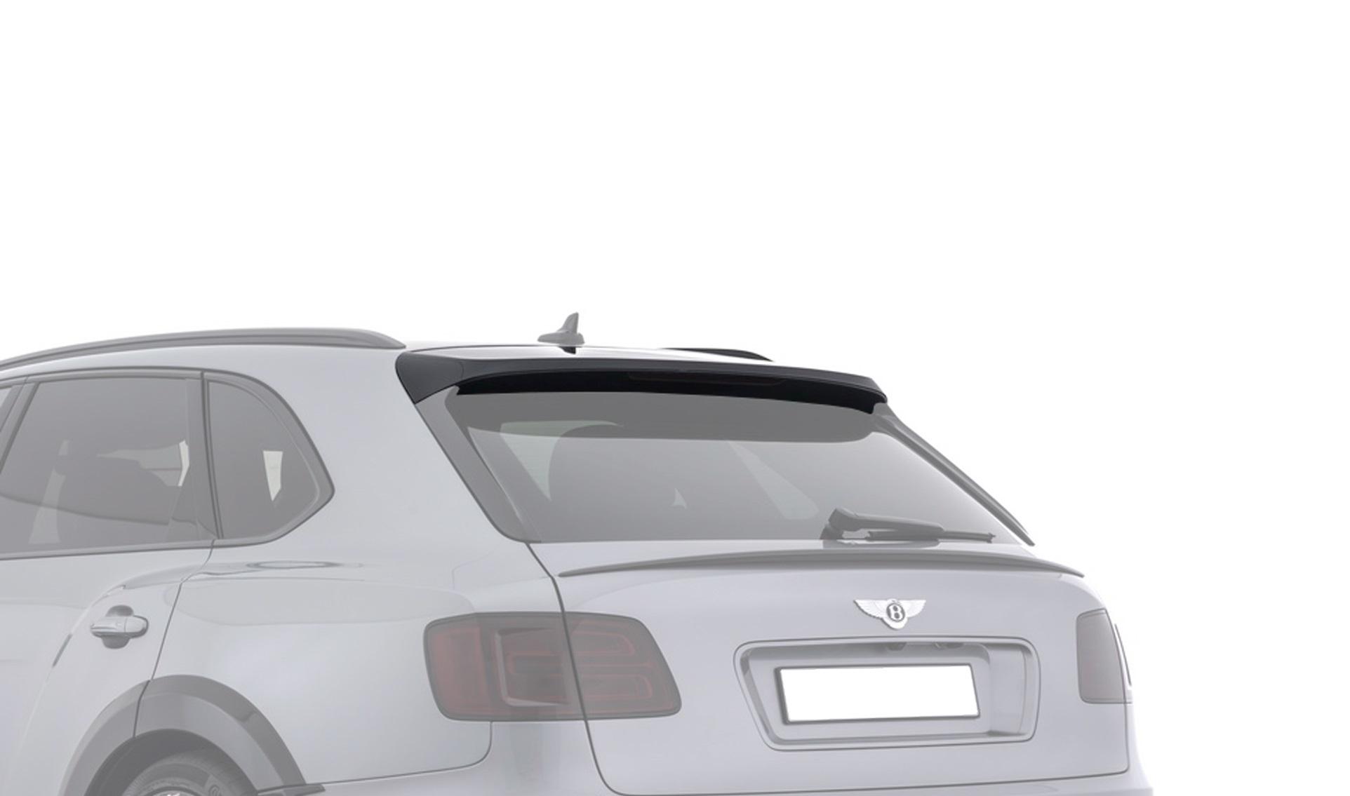 Карбоновый спойлер на багажник Startech Style для Bentley Bentayga