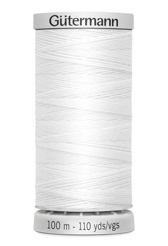 Gutermann Super Strong №40 100м цвет 800 (белые)