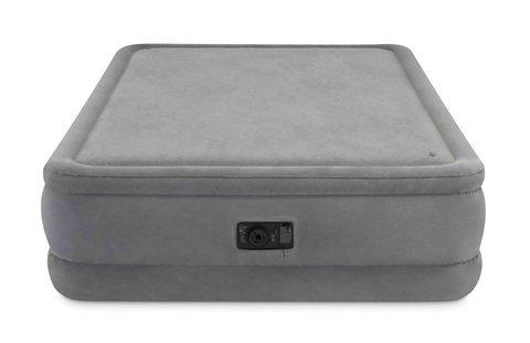 Надувная кровать Intex 64470 с насосом 220V