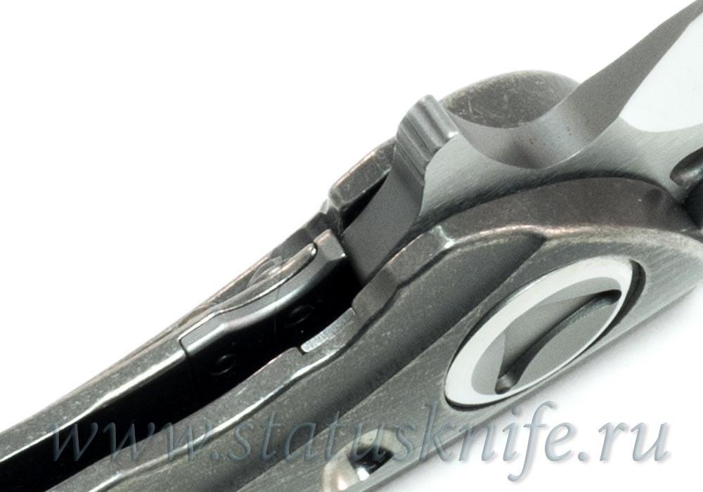 Нож Custom Marfione Whaleshark Mirror Knife (High Polish) - фотография