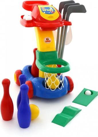 Спортивный игравой набор (в пакете)