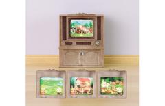 Sylvanian Families Цветной телевизор (свет)  (2924)