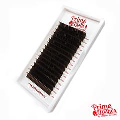 Ресницы Prime Lashes , 16 линий темно-коричневые