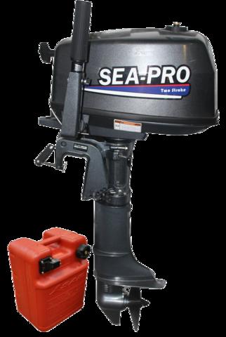 Лодочный мотор SEA-PRO T 5S