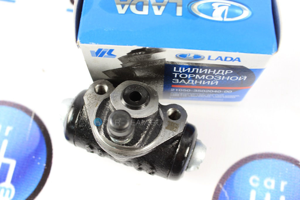 Цилиндр тормозной задний Lada Деталь на автомобили Лада