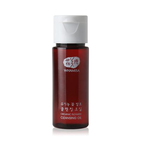 Масло гидрофильное на основе цветочных ферментов 22 мл | Whamisa