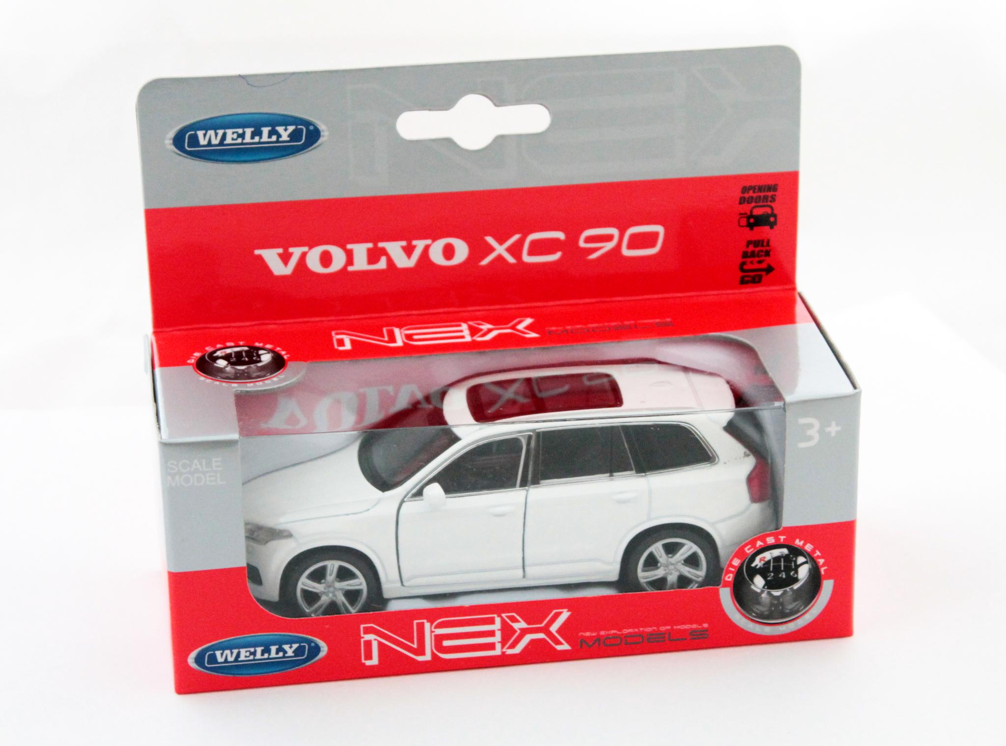 Машинка-игрушка Volvo XC90 2015