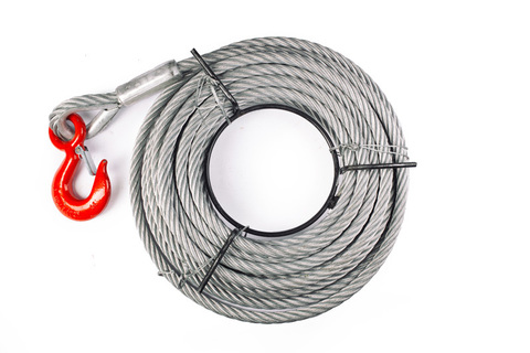 КАНАТ 40 м для лебёдки TOR MTM 5400. 5.4 т (тип ZNL) d=20мм, шт
