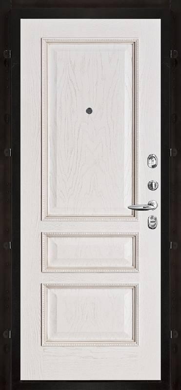 Внутренняя Белая Патина. Рисунок Вена m829
