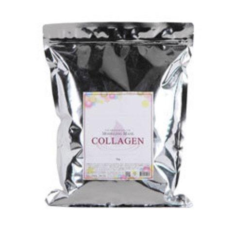 ANSKIN Маска альгинатная с коллагеном укрепляющая (пакет) Collagen Modeling Mask / Refill 1кг