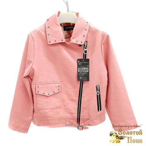 Куртка экокожа девочке (3-11) 200318-W2001.2