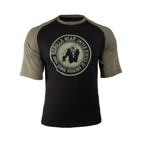 Футболка Texas Black-Green