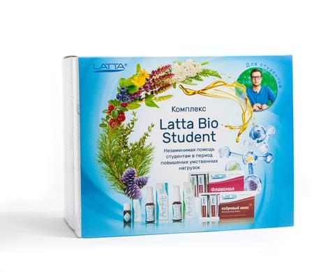 Latta Bio Student (для студентов) [курс на 20 дней]