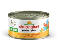 Консервы (банка) Almo Nature Legend Adult Cat Chicken Fillet