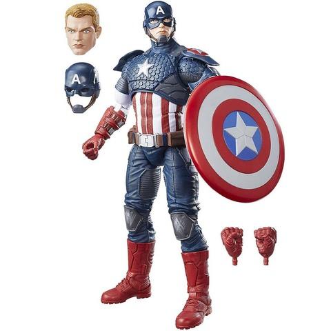 Капитан Америка 30 см. Серия Легенды Марвел