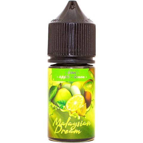 Malaysian Dream Salt - Kiwi, apple, lemon 30 мл