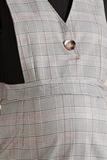 Комбинезон для беременных 09781 серый