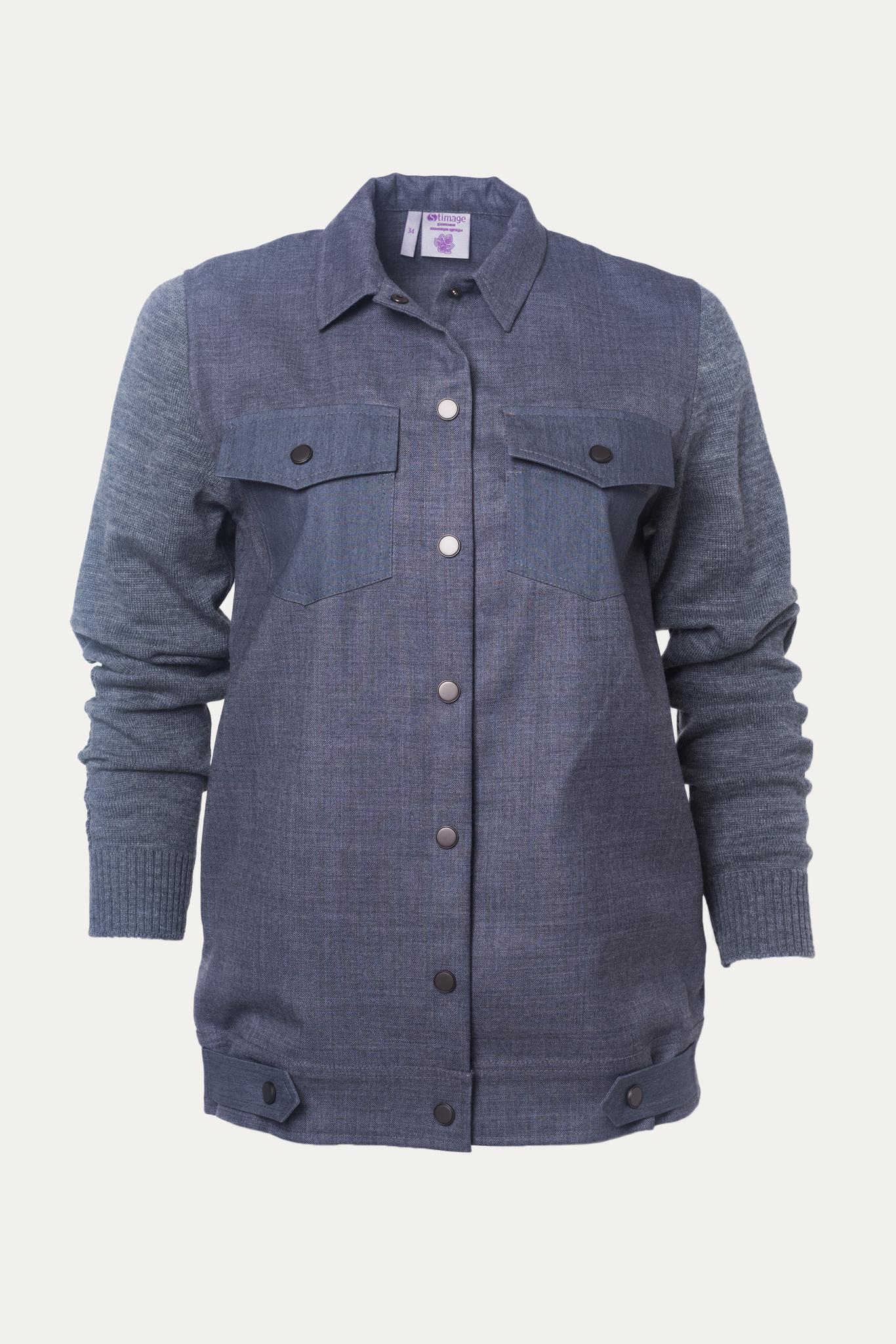 Куртка шерсть GJ GRAY JEANS