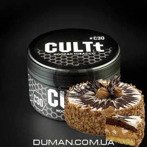 Табак CULTt C30 Nut Pie (Культ Ореховый Пирог) |На вес 25г