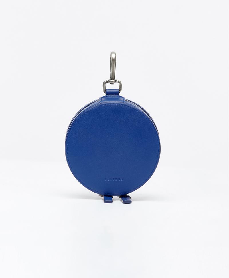 Портмоне круглое Aqua