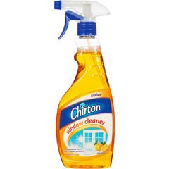 Средство для стекол CHIRTON и для др.поверхностей с курком 500мл