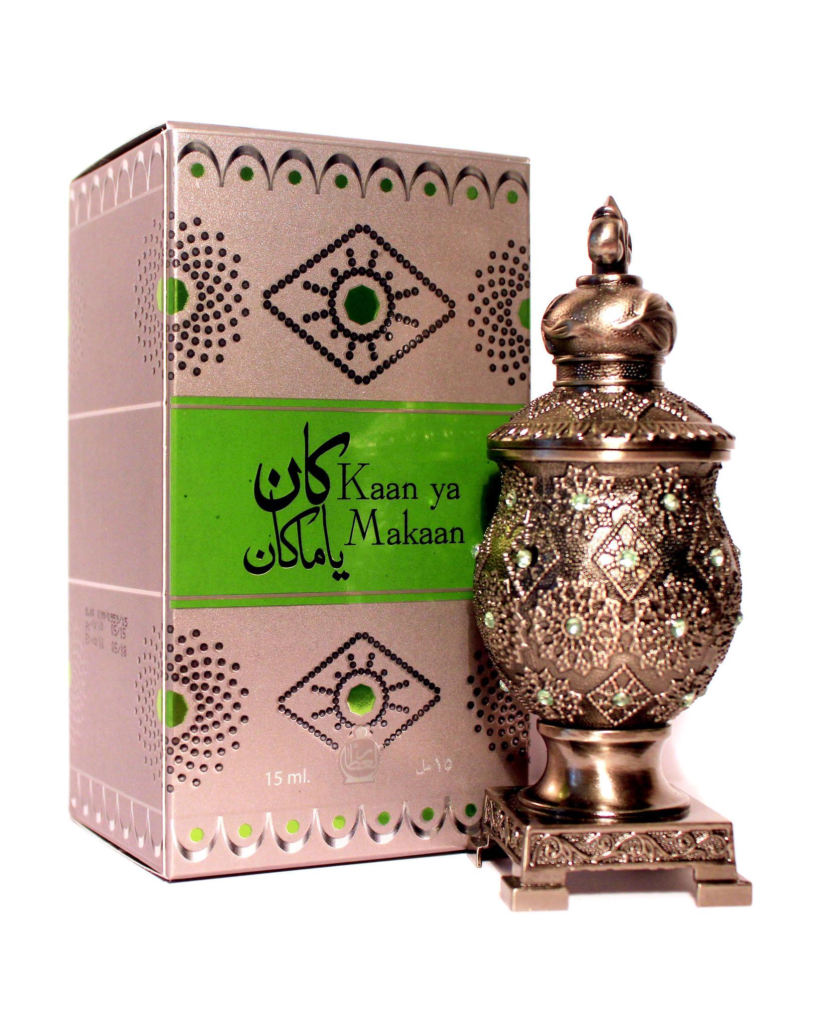 Пробник для Kaan Ya Makaan Каан я Макаан 1 мл арабские масляные духи от Афнан Парфюм Afnan Perfumes