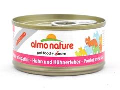Консервы (банка) Almo Nature Legend Adult Cat Chicken&Liver