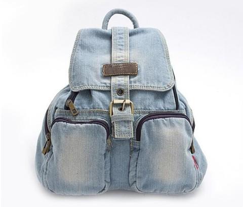 Джинсовый рюкзак Estreet Jeans 3 Light