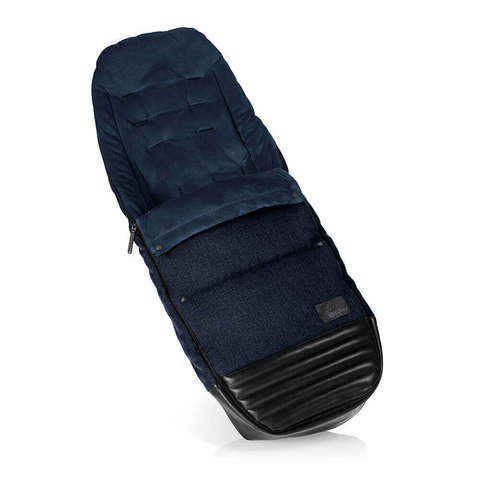 Теплый конверт в коляску Cybex Priam Footmuff Midnight Blue