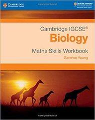 Cambridge IGCSE® Biology Maths Skills Workbook