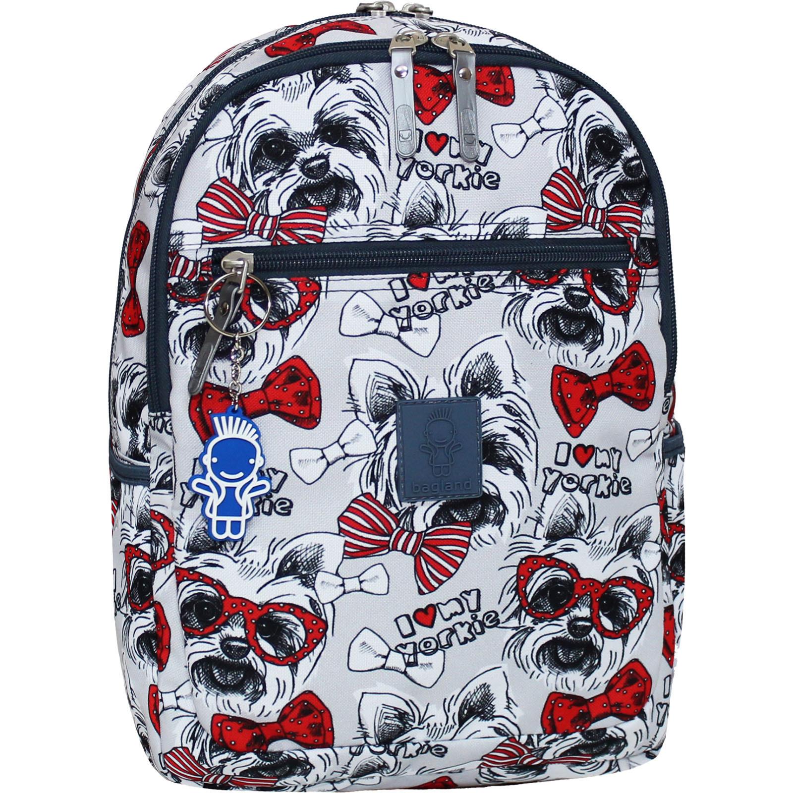 Детские рюкзаки Рюкзак Bagland Young 13 л. сублімація 179 (00510664) IMG_9545_179.JPG