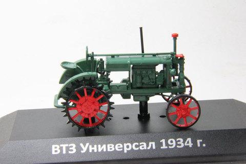 Модель Трактор №4 Универсал (история, люди, ма