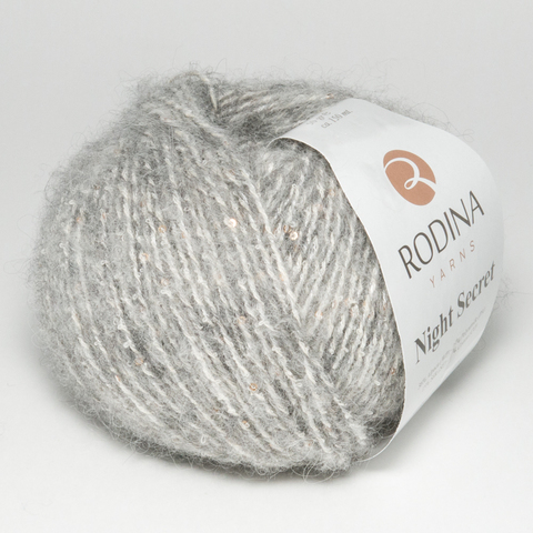 Пряжа NIGHT SECRET Rodina Yarns