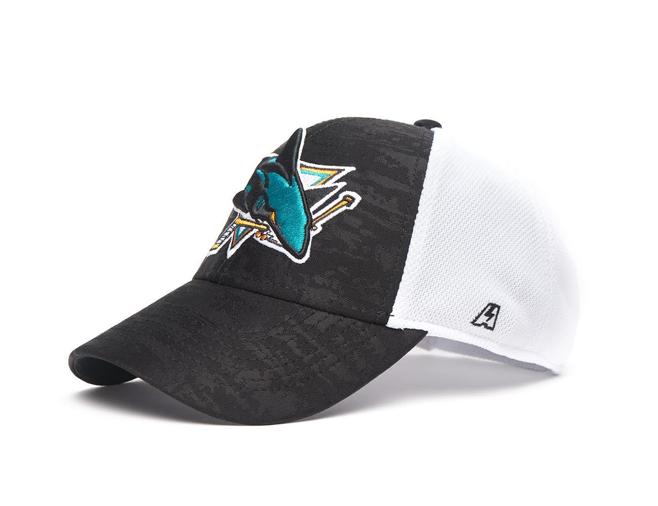 Бейсболка NHL San Jose Sharks (размер S)