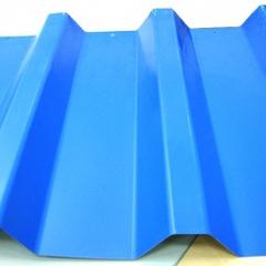 Профнастил С-8 (RAL 5005) синий насыщенный 1200х2000х0,5мм (2,4м2)