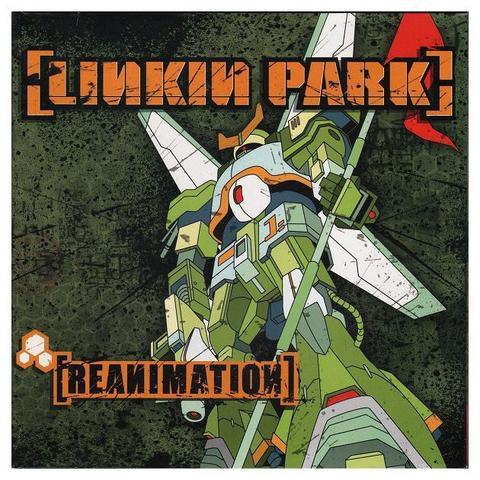 Комплект из 2-х виниловых пластинок. Linkin Park. Reanimation