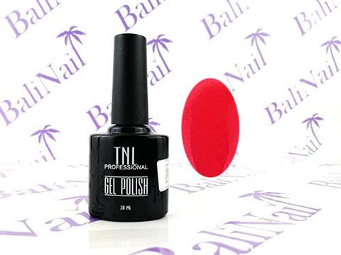 TNL Цветной гель-лак №012 - красно-фиолетовый (10 мл.)